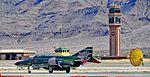 McDonnell Douglas QF-4E Phantom II 82 ATRS TD AF 74-1638 (Tyndall AFB) (31061192462).jpg