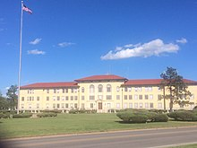 McNair Hall, Ft. Sill