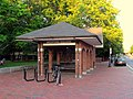 Medford Square pavilion, June 2015.JPG