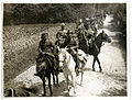 Meerut Cavalry Brigade on the march near Fenges, France (Photo 24-210).jpg