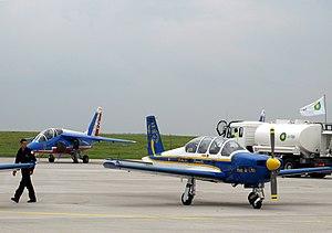 Socata TB 30 Epsilon - Image: Meeting aérien d'Albert Picardie (7 juin 2008) 019 (positionnement Cartouche Doré)