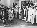Meeting in Massawa of Emilio de Bono and Pietro Badoglio during the Italian-Abyssinian War.jpg