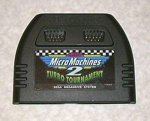 Multitap - J-Cart with two built-in controller ports