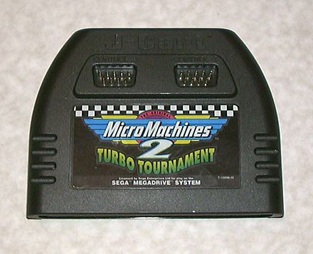 J-Cart with two built-in controller ports Mega drive j-cart.jpg