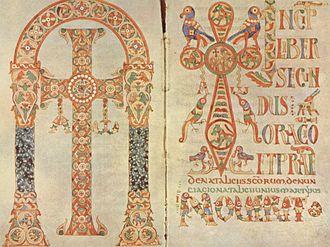 Anaphora (liturgy) - 8th century Gelasian Sacramentary