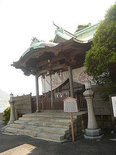 Mekari Shrine Shinto shrine in Fukuoka Prefecture, Japan
