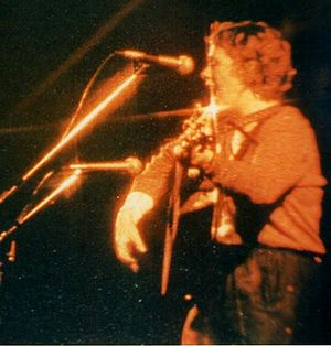 Melanie Harrold - Melanie on-stage 1980