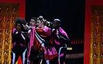 Melodifestivalen 2019, deltävling 1, Scandinavium, Göteborg, programledarna, 11.jpg