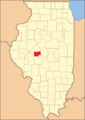 Menard County Illinois 1841.png