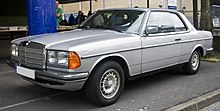 Mercedes Benz W123 Wikipedia