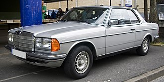 Mercedes-Benz W123 - Mercedes-Benz 280CE (C123) (Euro-spec)