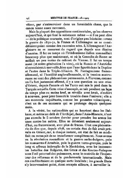 File:Mercure de France, t. 77, n° 278, 16 janvier 1909.djvu