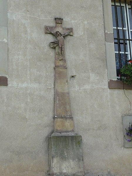 Merviller (M-et-M) croix de chemin