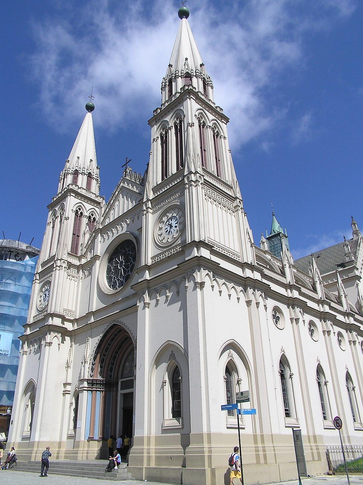 landmarks in curitiba wikipedia
