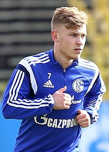 Maximilian Meyer - the cool, hot,  football player  with German roots in 2019