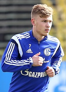 Max Meyer (footballer) German footballer