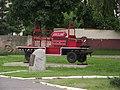Miłomłyn - zabytkowy wóz strażacki - panoramio.jpg