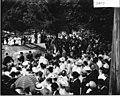 Miami University Auditorium Building cornerstone ceremony 1907 (3191896793).jpg