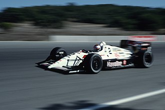 Newman/Haas Racing - Michael Andretti in 1991