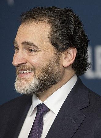 Michael Stuhlbarg - Image: Michael Stuhlbarg in 2018 (3)