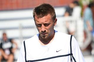 Michał Przysiężny Polish tennis player