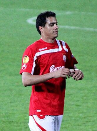 Michel Platini Mesquita - Platini with CSKA Sofia in 2010