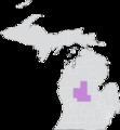 Michigan Senate District 33 (2010).png