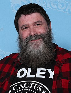 Mick Foley Photo Op GalaxyCon Louisville 2019.jpg