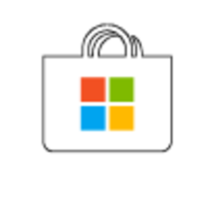 Microsoft wordmark.