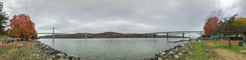 Mid-Hudson Bridge, Poughkeepsie, New York