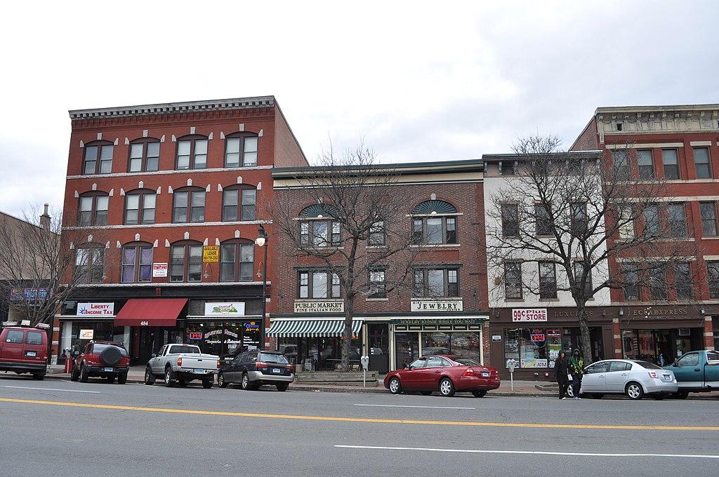 Main St Properties Kalamazoo