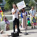 Mike Hudema speaks for Tibet.JPG