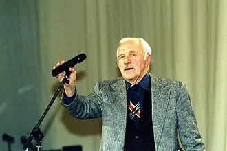 Mikhail Ulyanov - Image: Mikhail Alexandrovich Ulyanov