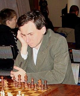 Mikhail Ulibin chess player