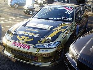 D1 Grand Prix - Image: Miki S15