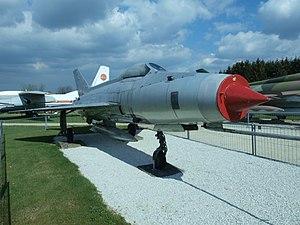 Mikoyan Gurevich MiG-21F-13 'Fishbed-C' - 1217 - East-German Air Force pic2.JPG