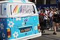Milano pride minivan.JPG
