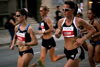 Kate Tenforde American long-distance runner