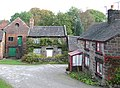 Mill Keepers' Cottages at Cheddleton, Staffordshire - geograph.org.uk - 589606.jpg
