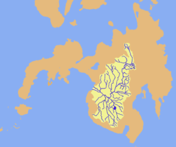 Mindanao river drainage map.png