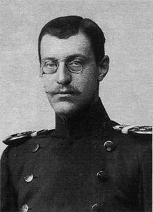 Wilhem von Urach, duc d'Urach, éphémère roi Mindaugas II de Lituanie
