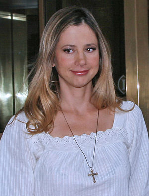 Mira Sorvino - Mira Sorvino at the 2007 Toronto International Film Festival.
