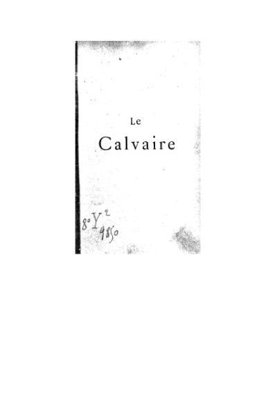 File:Mirbeau - Le Calvaire.djvu