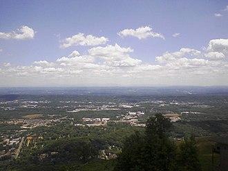 Missionary Ridge - Image: Missionaryridge