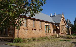 Mitcham Primary School - Old Mitcham Primary School