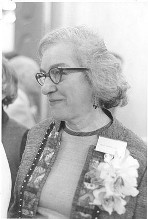 Mollie Orshansky - Orshansky in 1967