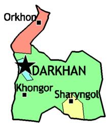Darhan-Uul Aymag