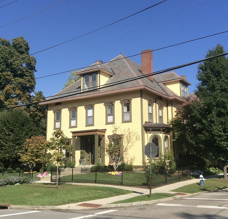 Monomoy Place (1863), President%27s House