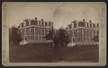 Monroe County Insane Asylum, Rochester, N.Y, by Woodward, C. W. (Charles Warren).png