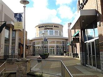 Monroeville Mall - An entrance to the Monroeville Mall